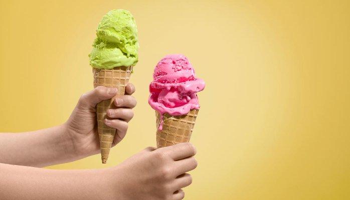 Scott Ice Cream Post